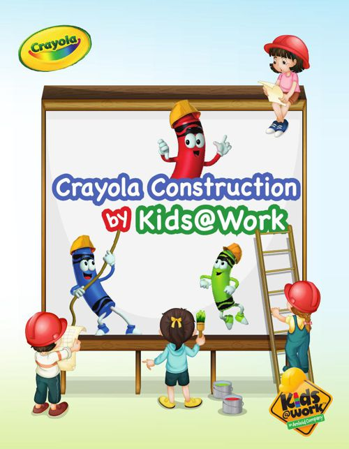 Crayola Construction