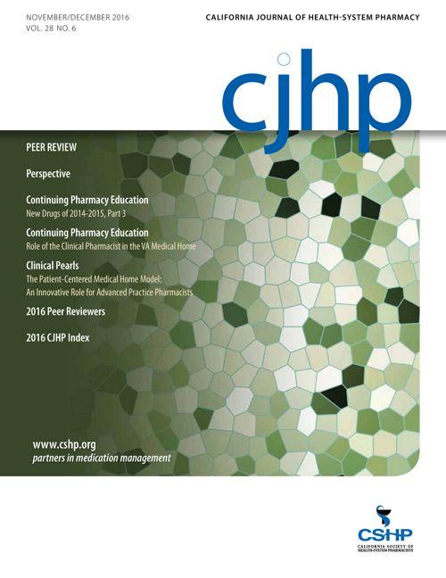 CJHP NovDec 2016