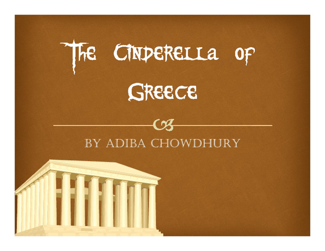 The Cinderella of Greece