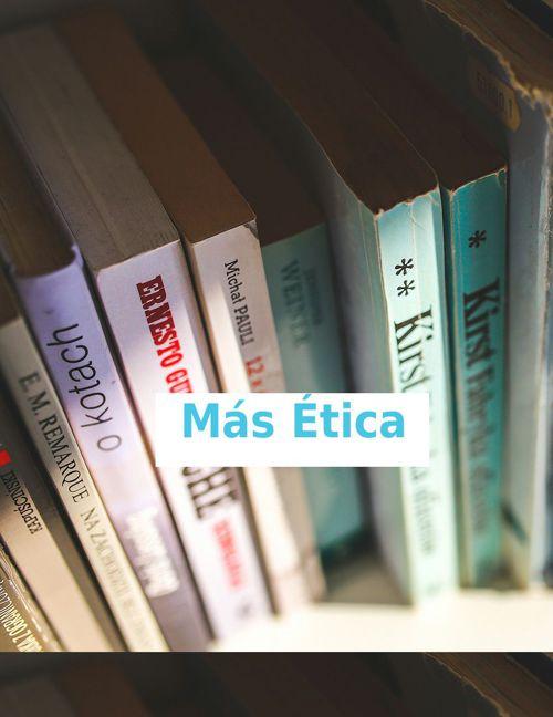 Copy of Más Ética más Deasrrollo