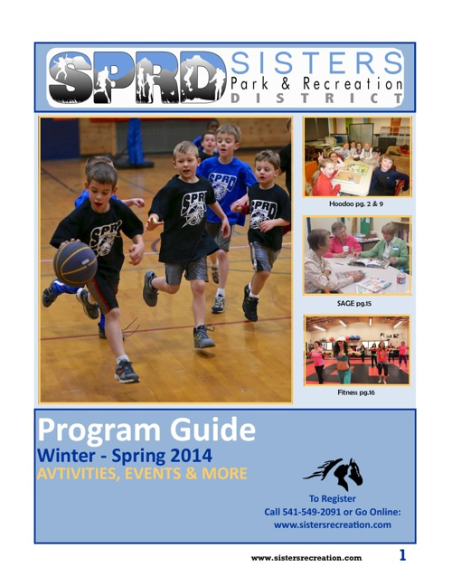 2014 Winter/Spring Program Guide