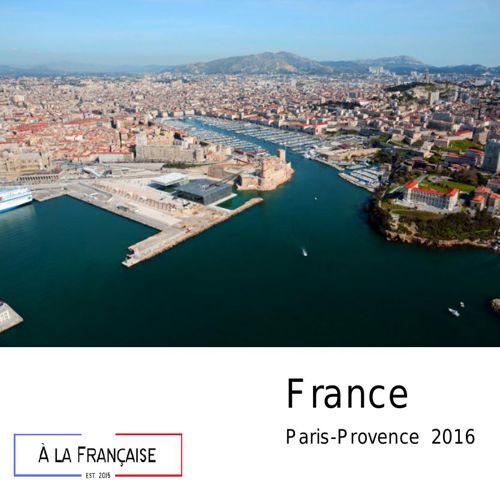 PARIS PROVENCE FKKCCI-2016