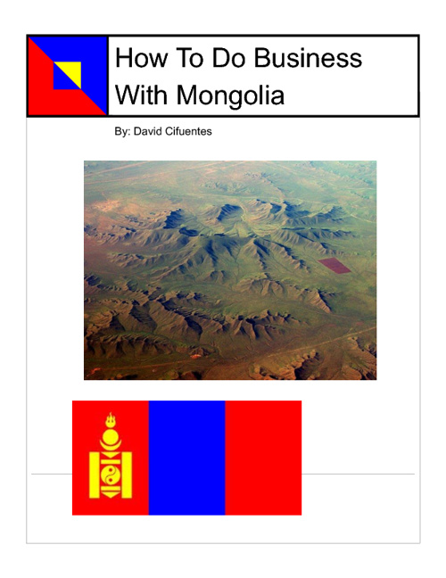 Business With Mongolia