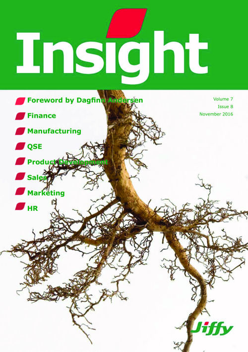 Insight Edition no 8 - English version