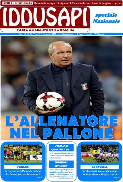 32. Svezia-Italia 1-0