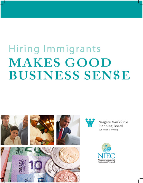 Hiring Immigrants Makes Good Business Sen$e