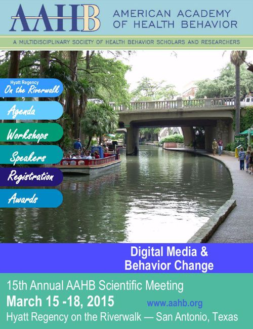 AAHB_2015 Pre_Conference Brochure