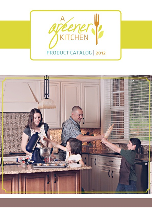 A Greener Kitchen | 2012 Product Catalog