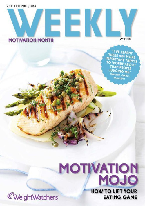 Weight Watchers Weekly Issue 37