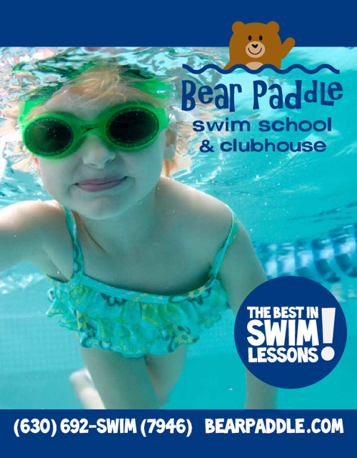 Bear Paddle Swim School & Clubhouse Catalog