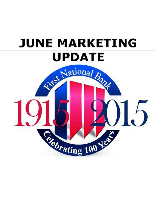 June Marketing Update