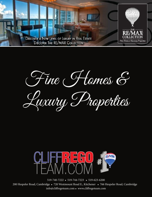 Cliff Rego Team Luxury Homes