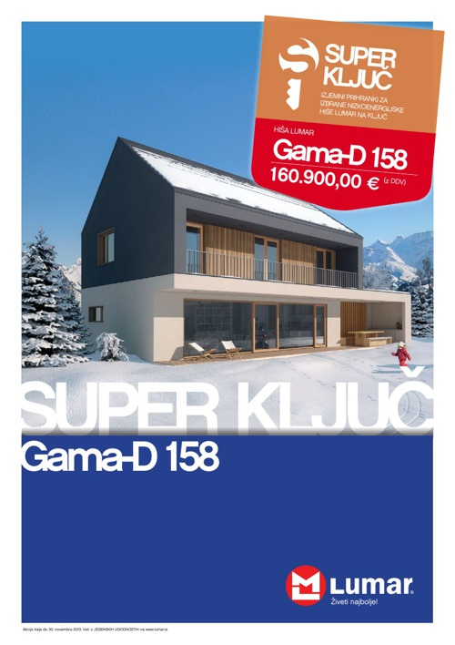 Lumar Gama 158