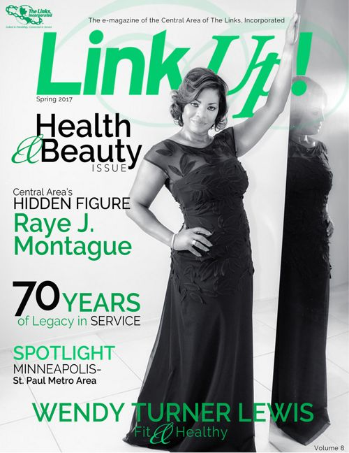 Spring 2017 Link Up Health and Beauty Issue