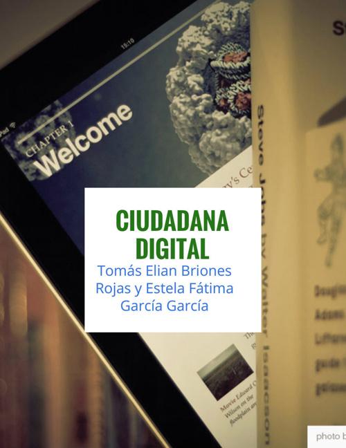 Copy of Ciudadanía digital