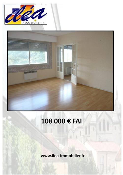 Trelissac, Appartement F3