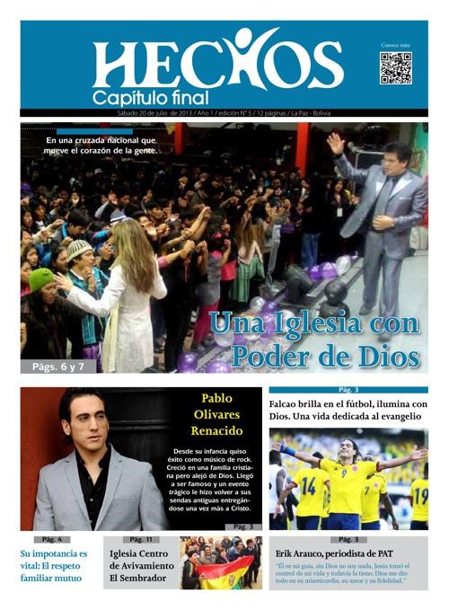 Periodico Hechos Nro. 5