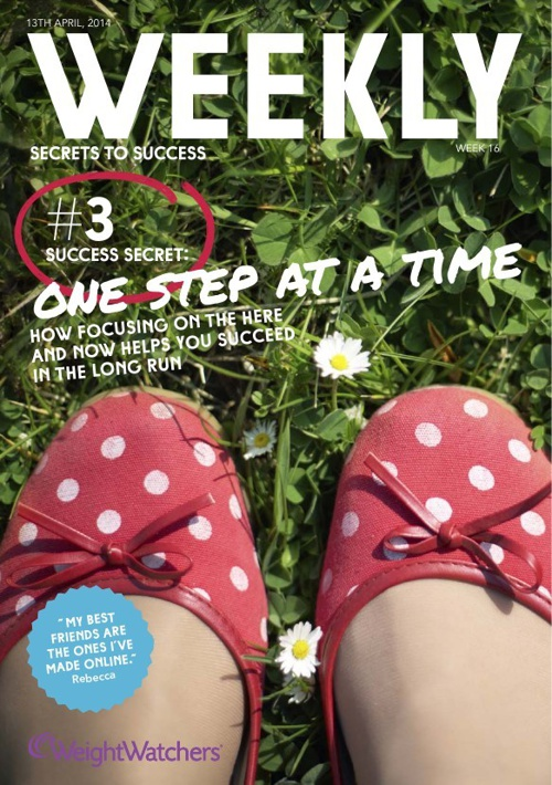 Weight Watchers Weekly Issue 16