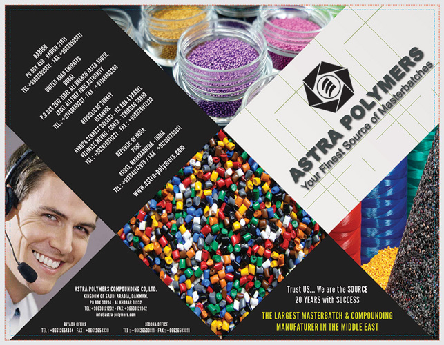 Astra Polymers Broucher