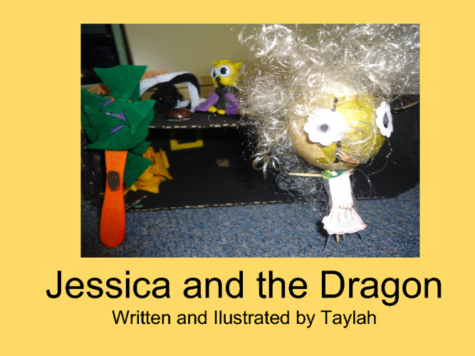 Jess and the Dragon