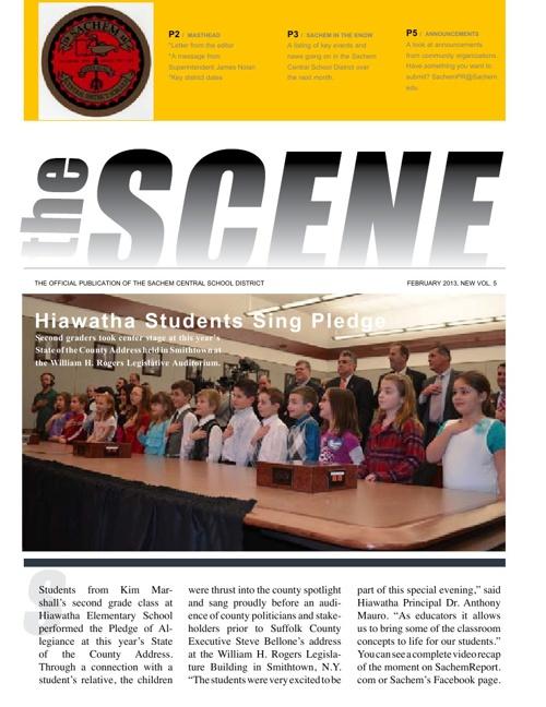 The Scene - February
