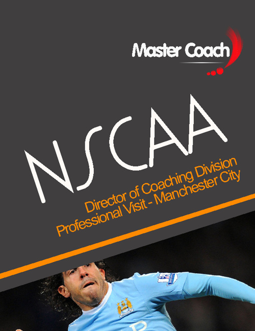 Master Coach - Man City