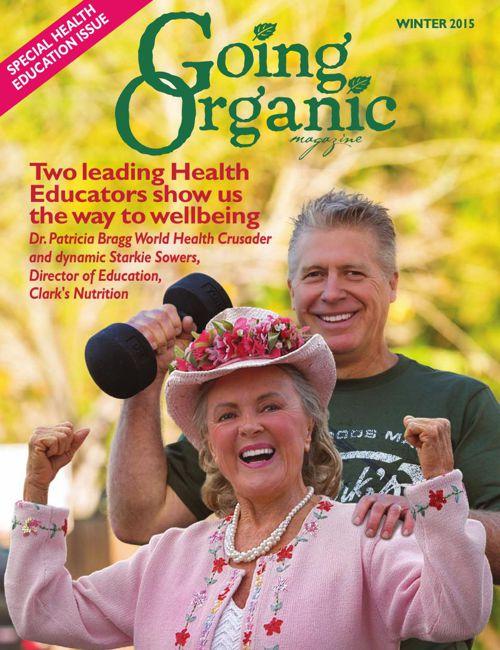 Going Organic Magazine Winter-2015