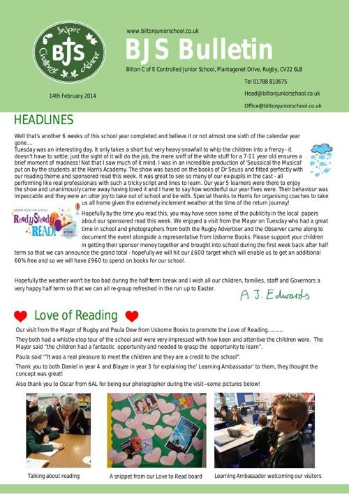 Bulletin 14.2