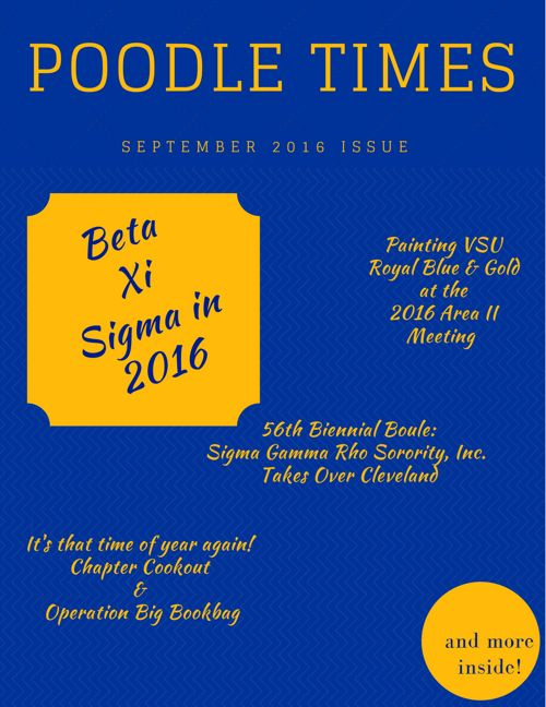 Poodle Times Issue 1.16