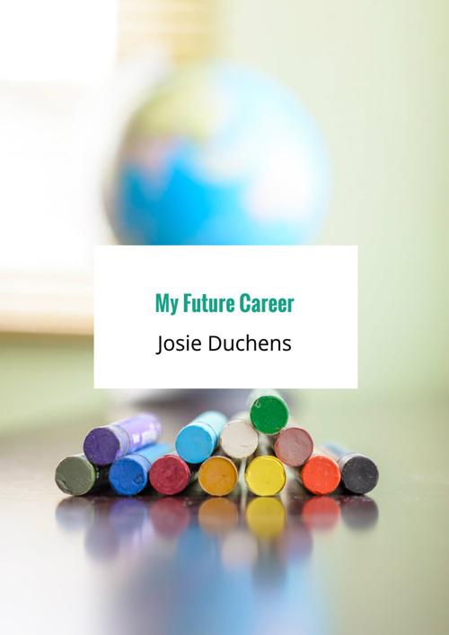 My Future Career