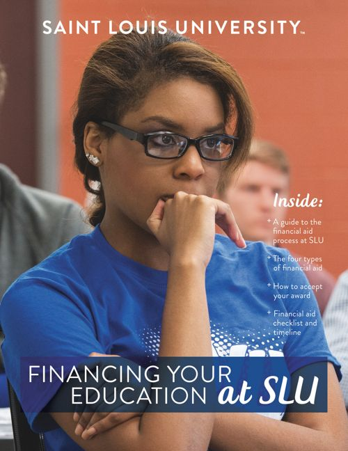 Financial Aid Booklet - Freshmen (2018)