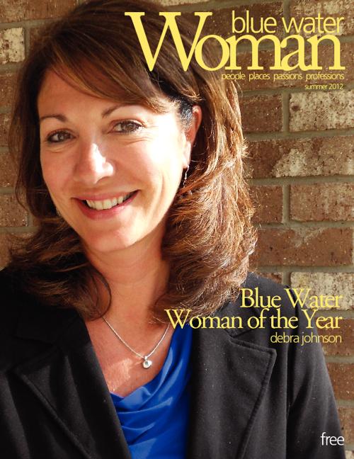 Blue Water Woman Summer 2012