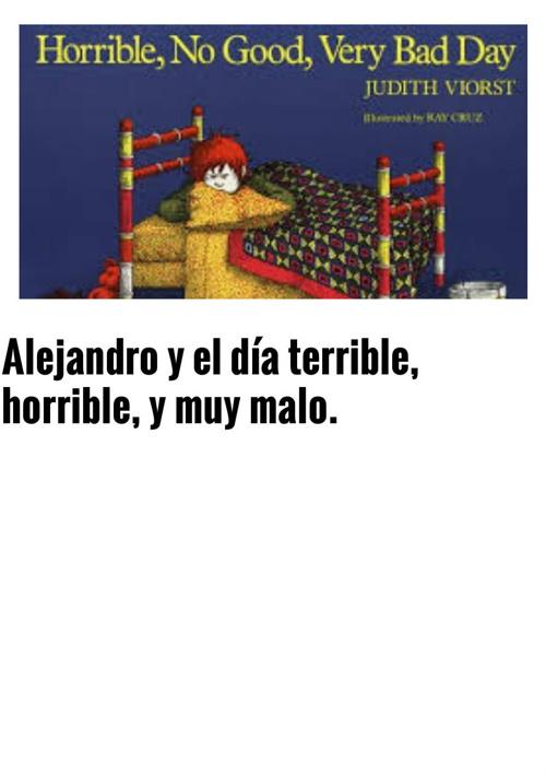 Alexander español