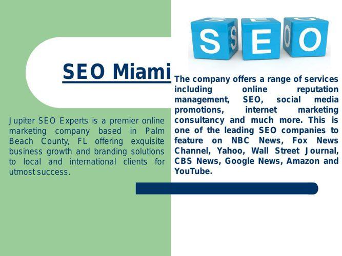 Local SEO Expert Miami