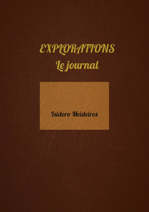 Explorations Le journal