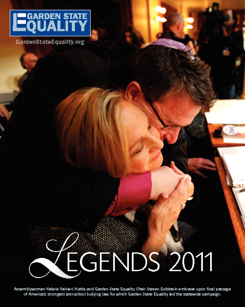 Legends 2011 Playbill