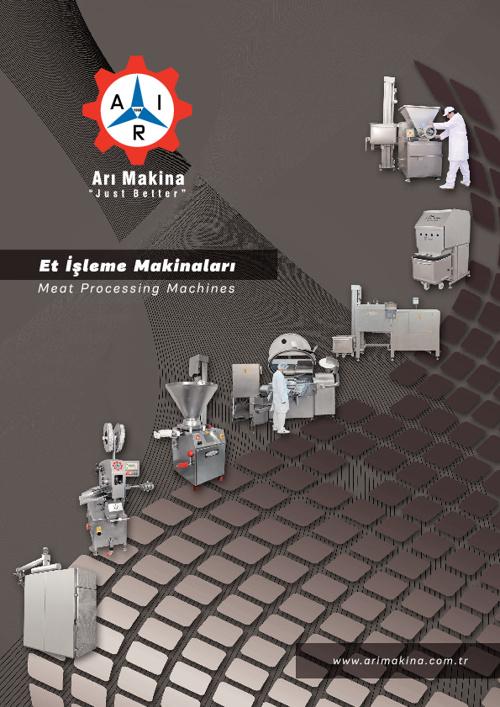 Arı Makina E-Katalog