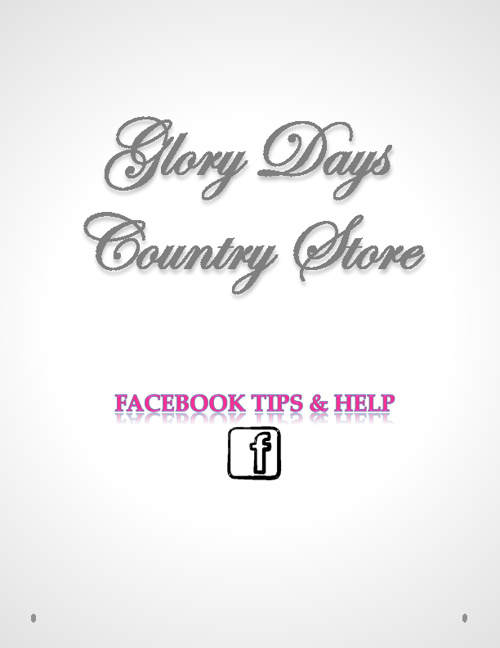 Glory Day Tips