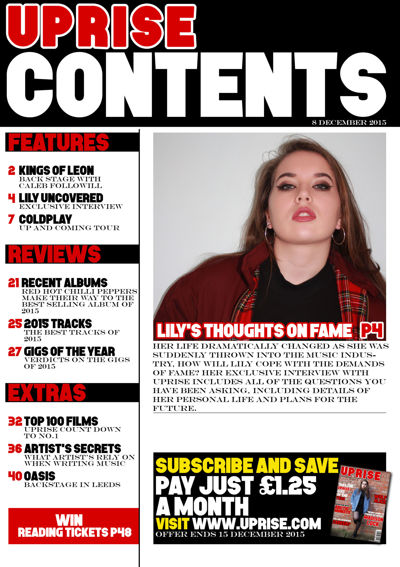 contents page draft