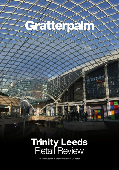 Gratterpalm - Trinity Leeds retail review