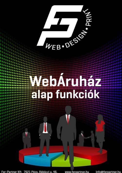 webáruház funkciók - Dávid