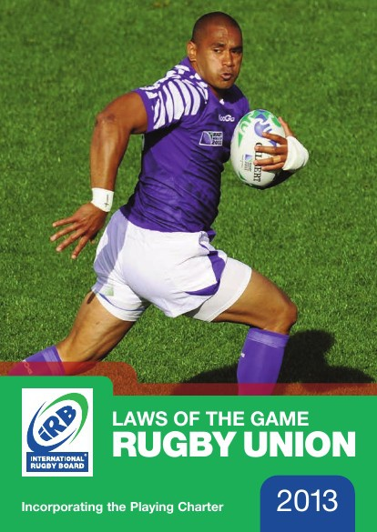 Rugby - Laws of the Game