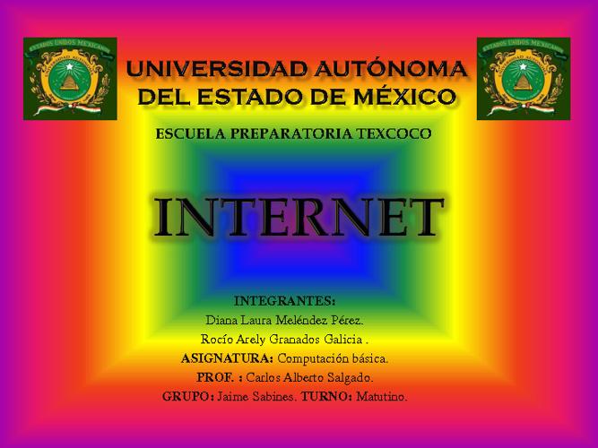 INTERNET :D