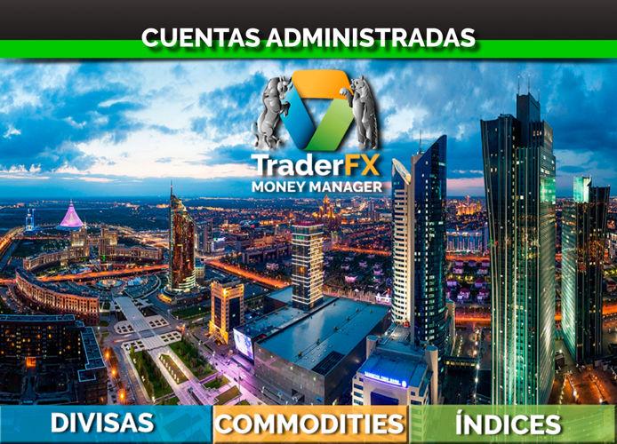 Cuentas Administradas TraderFX