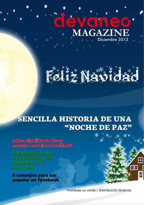 Revista Devaneo Diciembre 2013