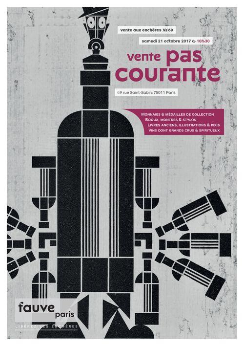 FauveParis   Vente pas courante   21 octobre 2017