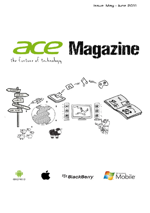 Ace Magazine - 2011 edition