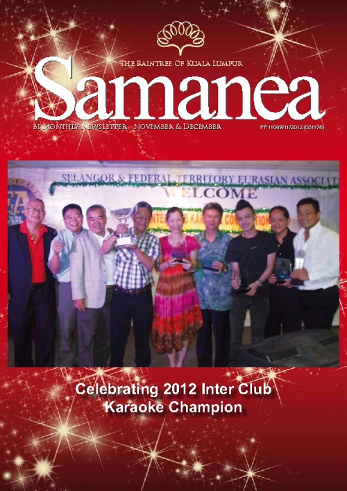 Raintree - Samanea November & December 2012