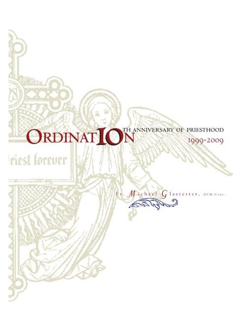 10th Anniversary Mass Book
