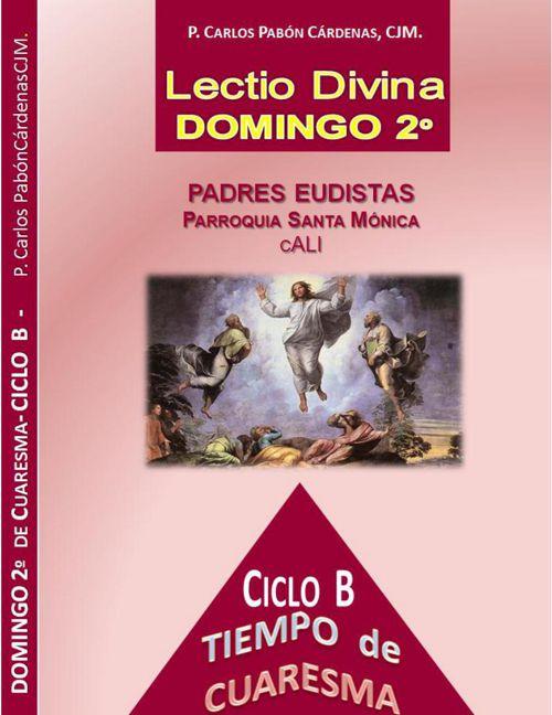 DOMINGO 2º  DE CUARESMA CICLO B